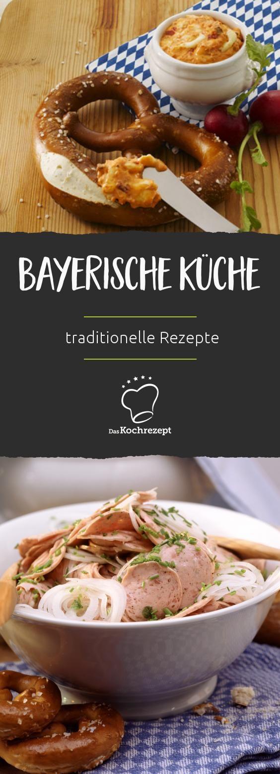 Die Bayerische Küche | Oktoberfest Party: Rezepte & Deko-Ideen ...