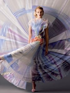 Blanka Matragi Ethereal Dress Fashion Designer Dresses