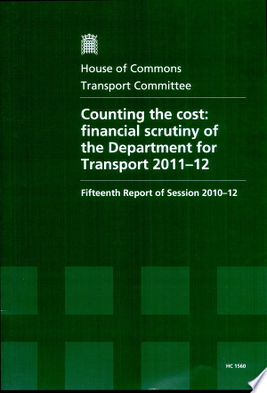 Counting The Costs Pdf Download Economics Books House Of Commons False Book
