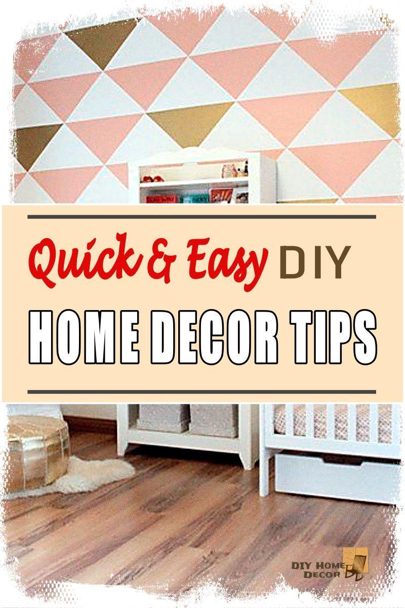 Home Improvement Ideas That Are Quite Unique Cheap Diy Crafts