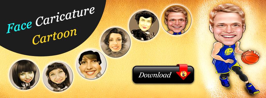 Face Caricature - Cartoon Maker | iOS #caricature