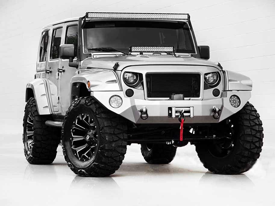 Build Your Own Jeep   Houston, Tx