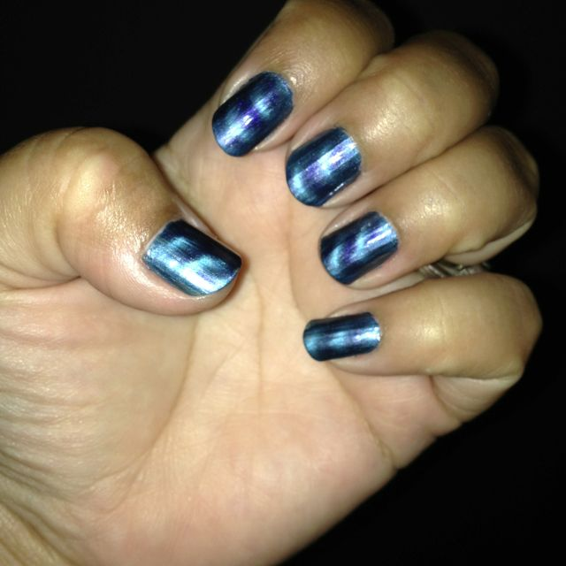Sally Hansen magnetic nail polish! I love it!   Products I Love ...