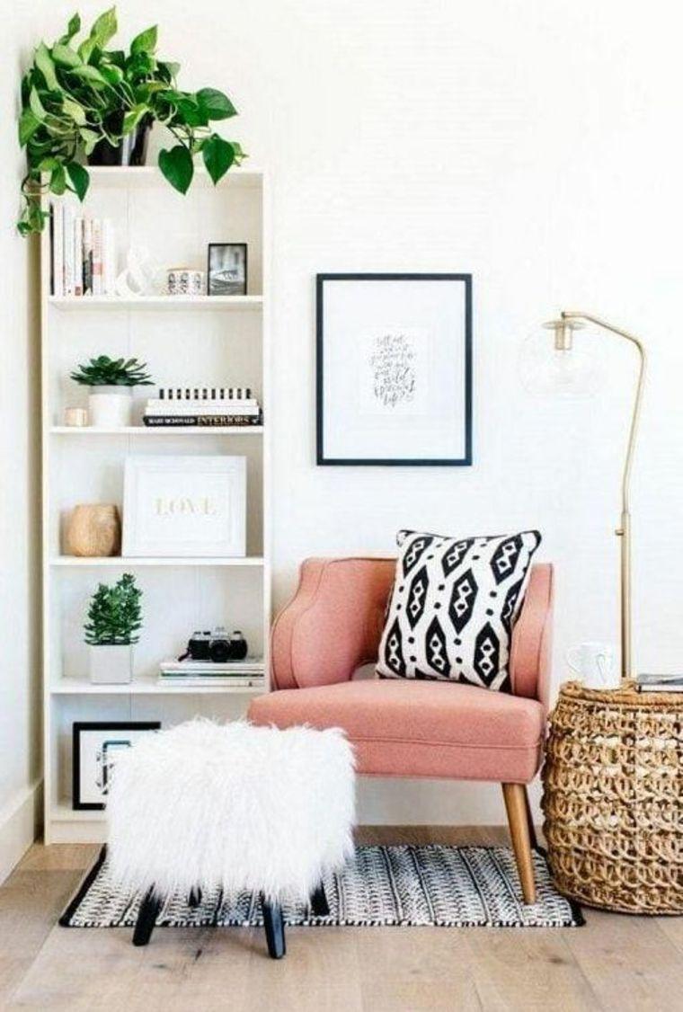 Rincones acogedores para leer y relajarse en el hogar | Decoración ...