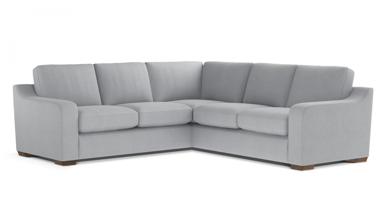 e9af13c69748 John Lewis & Partners Bailey Fixed Cover LHF Corner End Sofa at John Lewis  & Partners