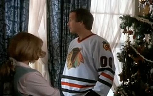 Top 5 Non Hockey Related Movies That Feature Hockey Jerseys National Lampoons Christmas Vacation Movie Christmas Vacation Costumes Christmas Vacation Movie