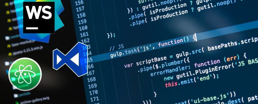 The 5 Best Javascript Editors for Productive Coders and