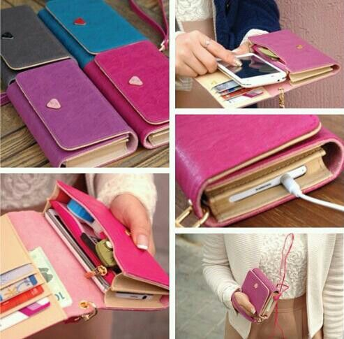 This would be nice having all the things you need in a wallet