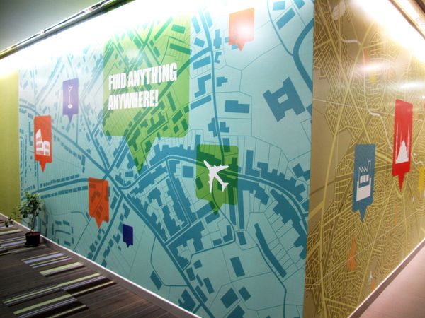 google offices milan. Google Maps Office By Milan Cariappa, Via Behance Offices