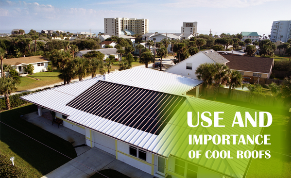 Roof Insulation Cooling Roof Insulation Roof Coating Cool Roof