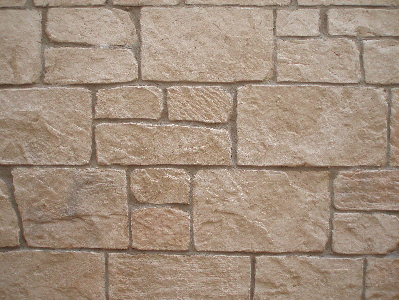 Mamposter a de piedra artificial de mortero um l k men - Paredes de piedra artificial ...