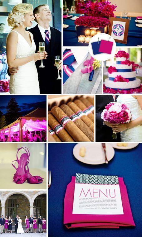 """Paletas de cores: """"20 cores inusitadas para você usar no seu casamento"""" - Noiva Sem Stress"""
