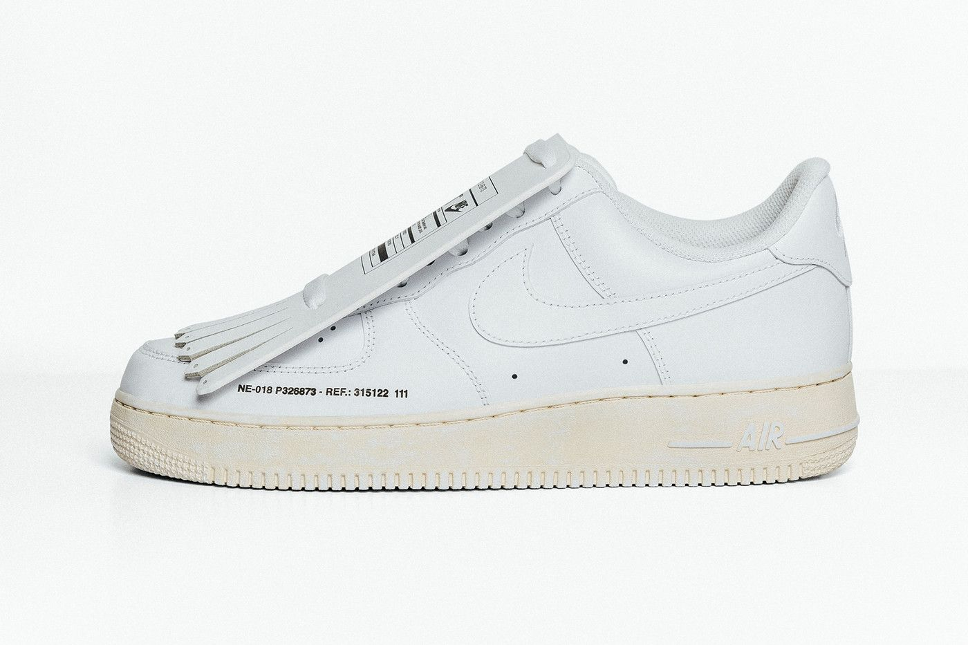 79179dfb126 Piet Nike Air Force 1 Old Golf Shoes white off-white release info  collaborations sneakers