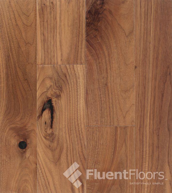 Wood Floor Warehouse Engineered Natural Walnut Engineered Wood Floors Wood Floors Prefinished Hardwood