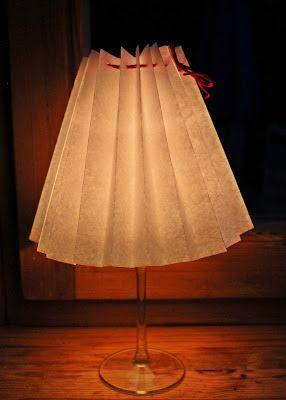 grimmskram lampenschirm lampen aus papier lampen. Black Bedroom Furniture Sets. Home Design Ideas