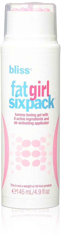 fat girl 6 pack bliss