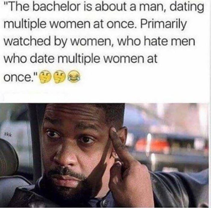 Girl Dating Multiple Guys Memes In Spanish