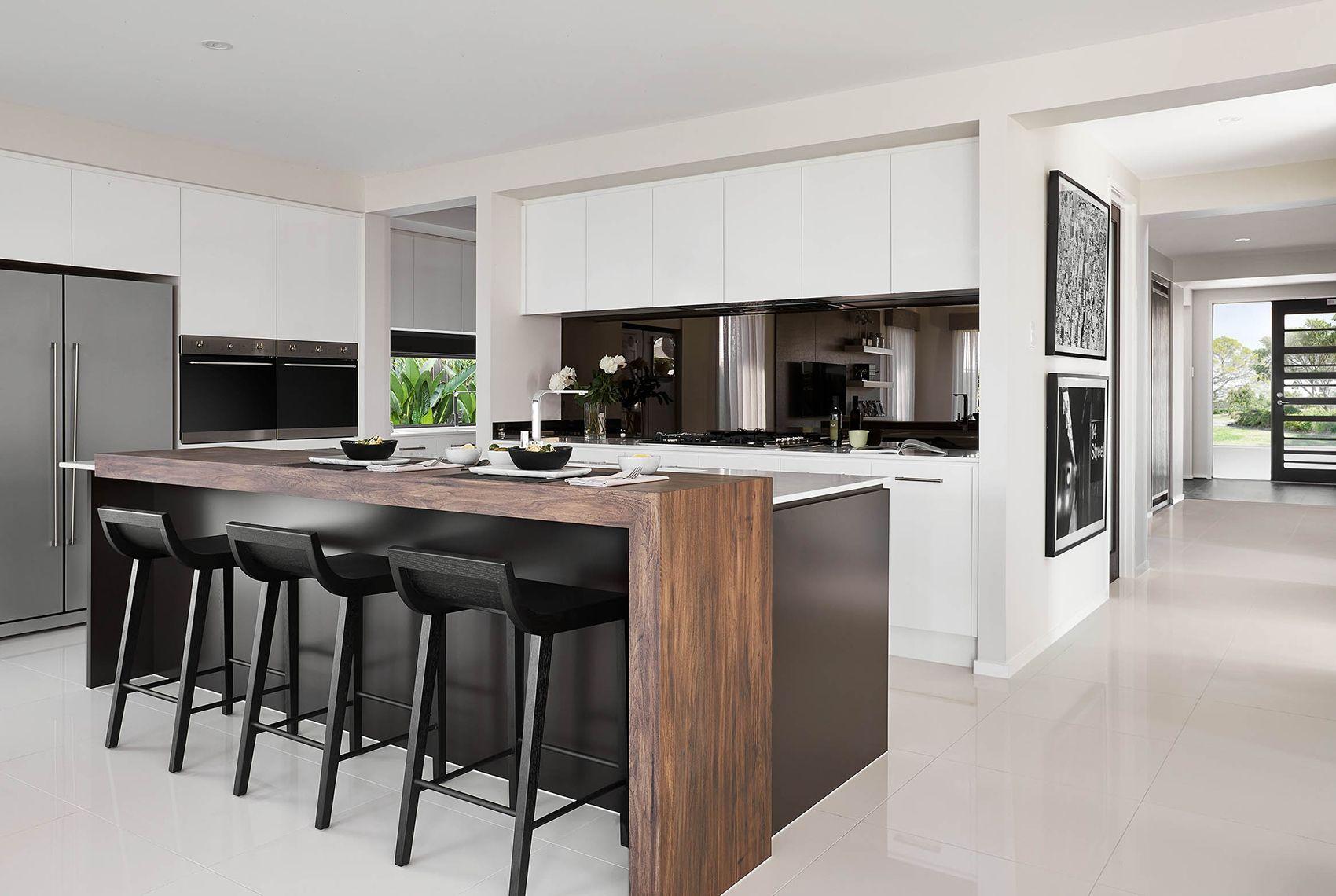 Sahara 39 Kitchen and entry Kitchen room design, Kitchen