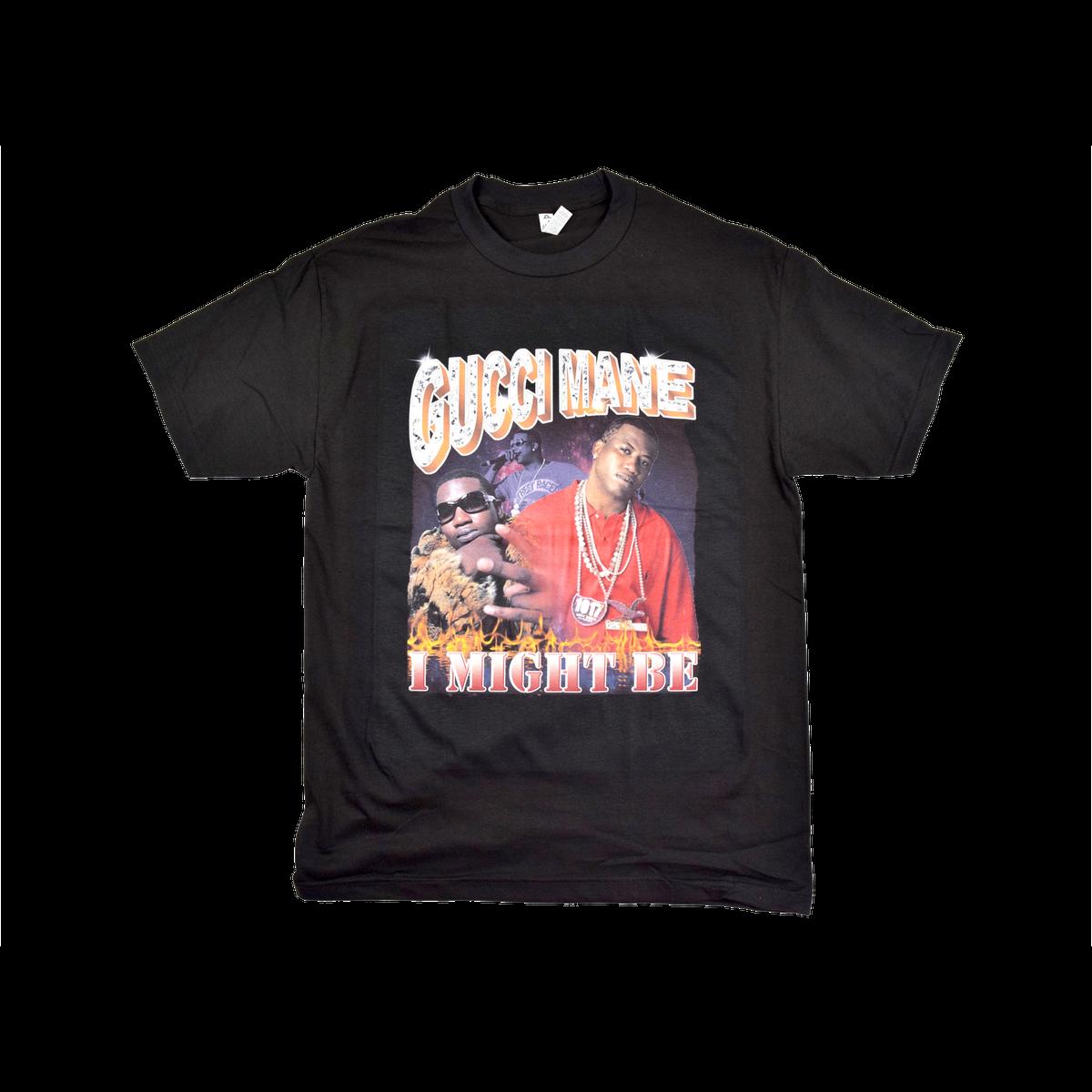 Gucci Mane Rap Tee Vintage Rap T Shirts Rap Clothes Rap Tee