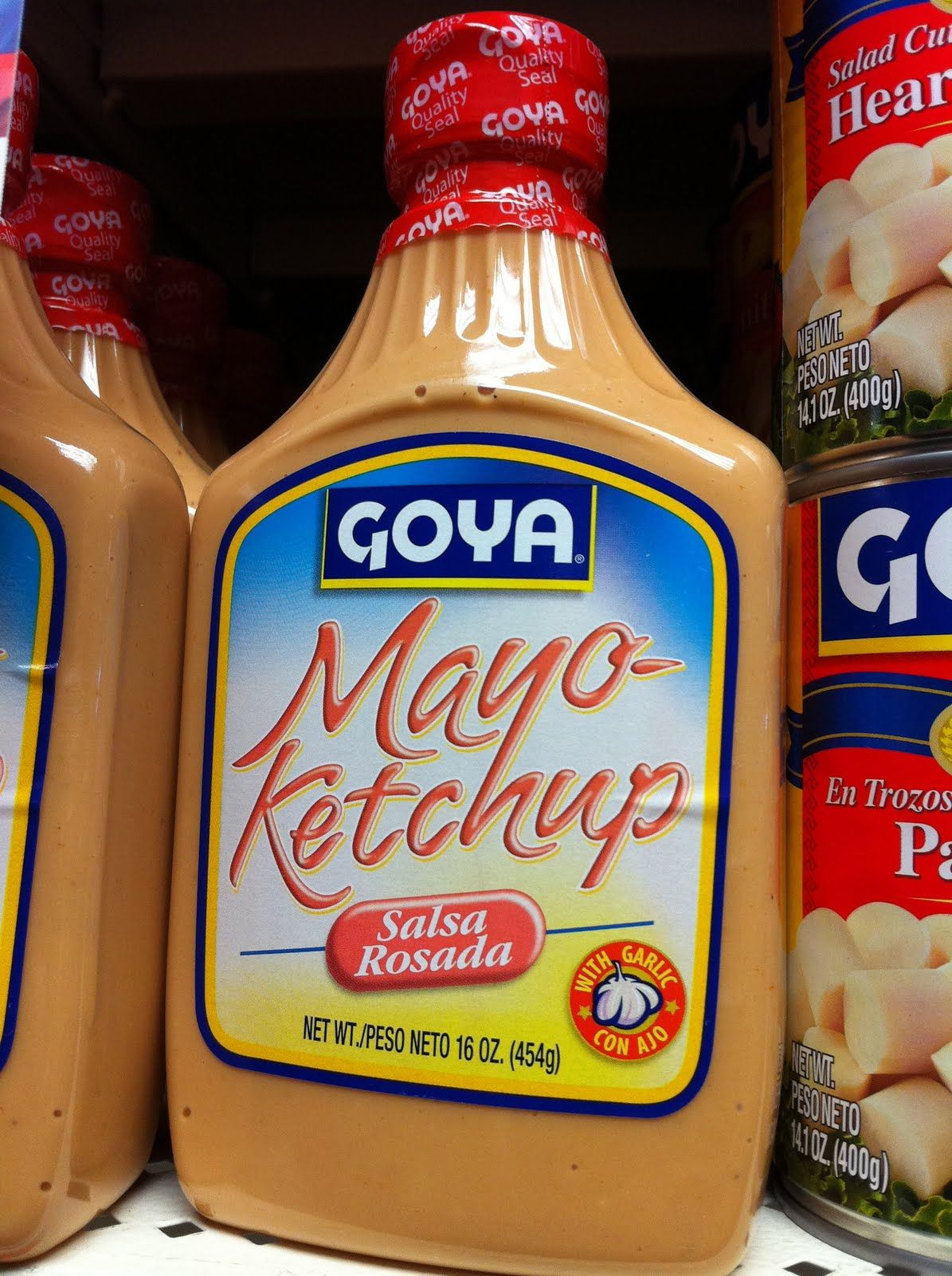 Mayo ketchup puerto rican recipe