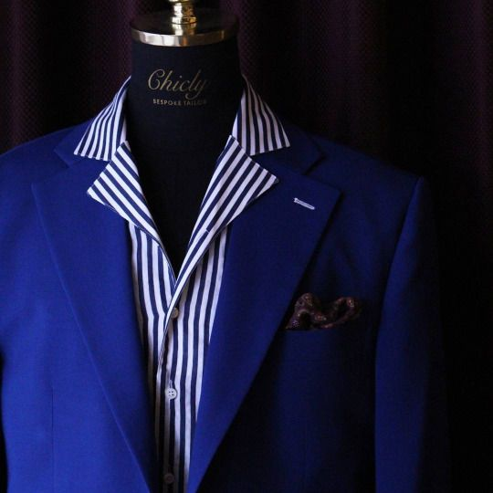 Bespoke Suit - Chicly