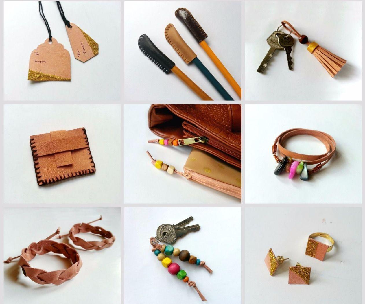 10+ Scrap leather for earrings ideas in 2021