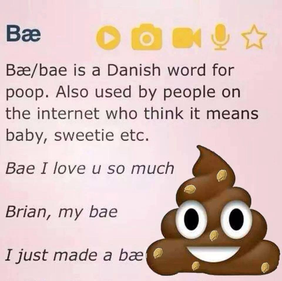 """Meaning of """"Bae"""" 