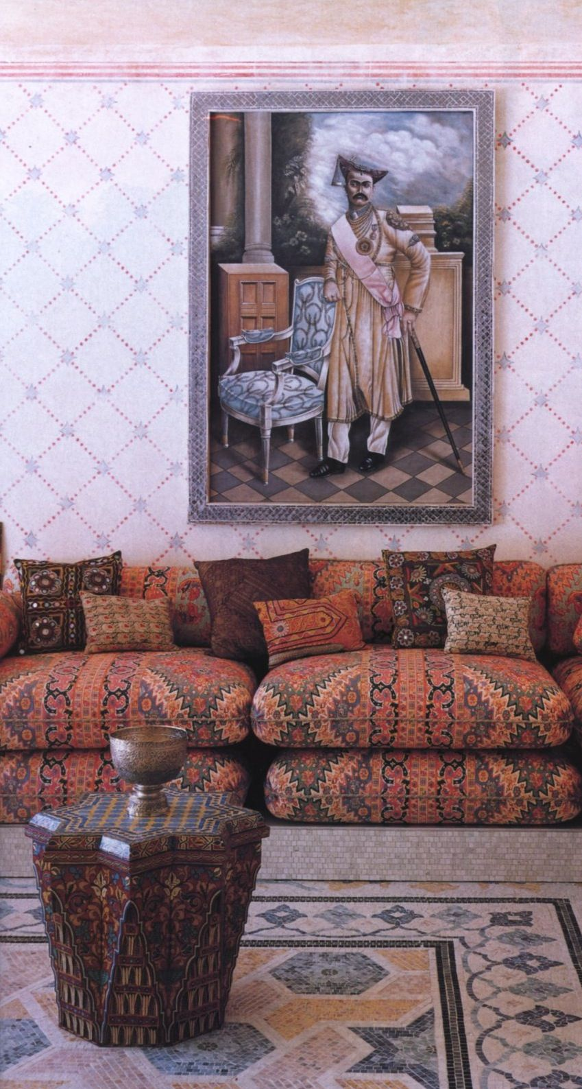House and Garden- sofa | Home inspiration Montreal-Istanbul ...