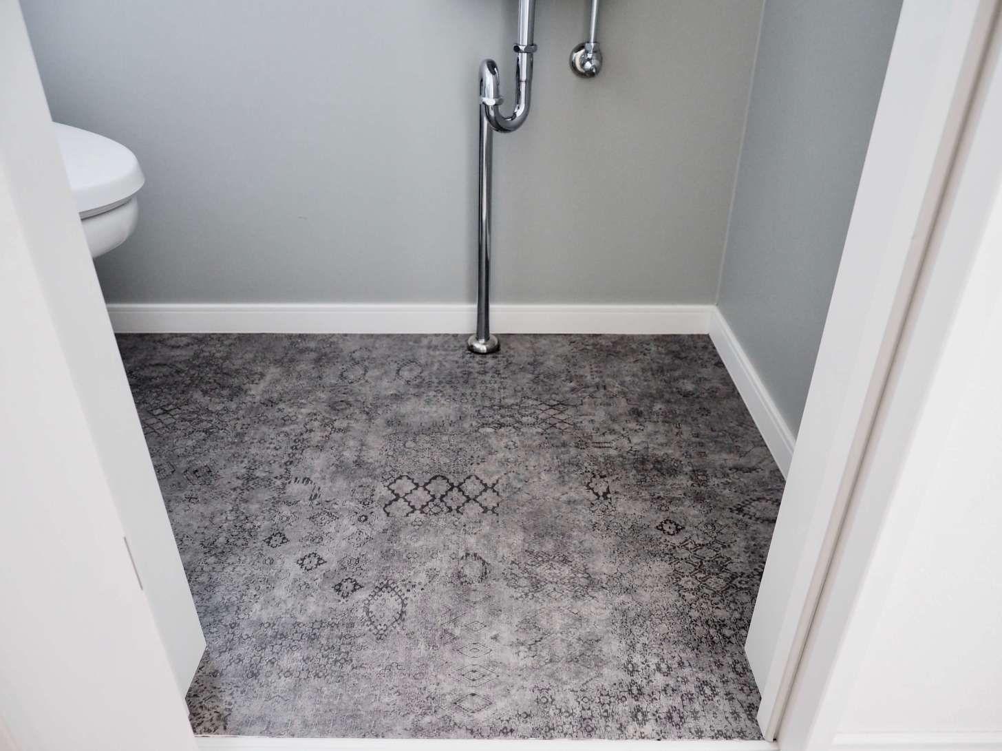 洗面所 トイレ クッションフロアの選び方 床におすすめの色は