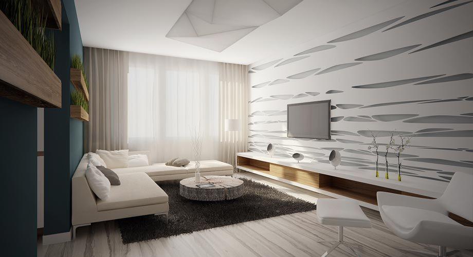 Bien connu Projet appartement design Svoya Studio. | Appartement design  ET93