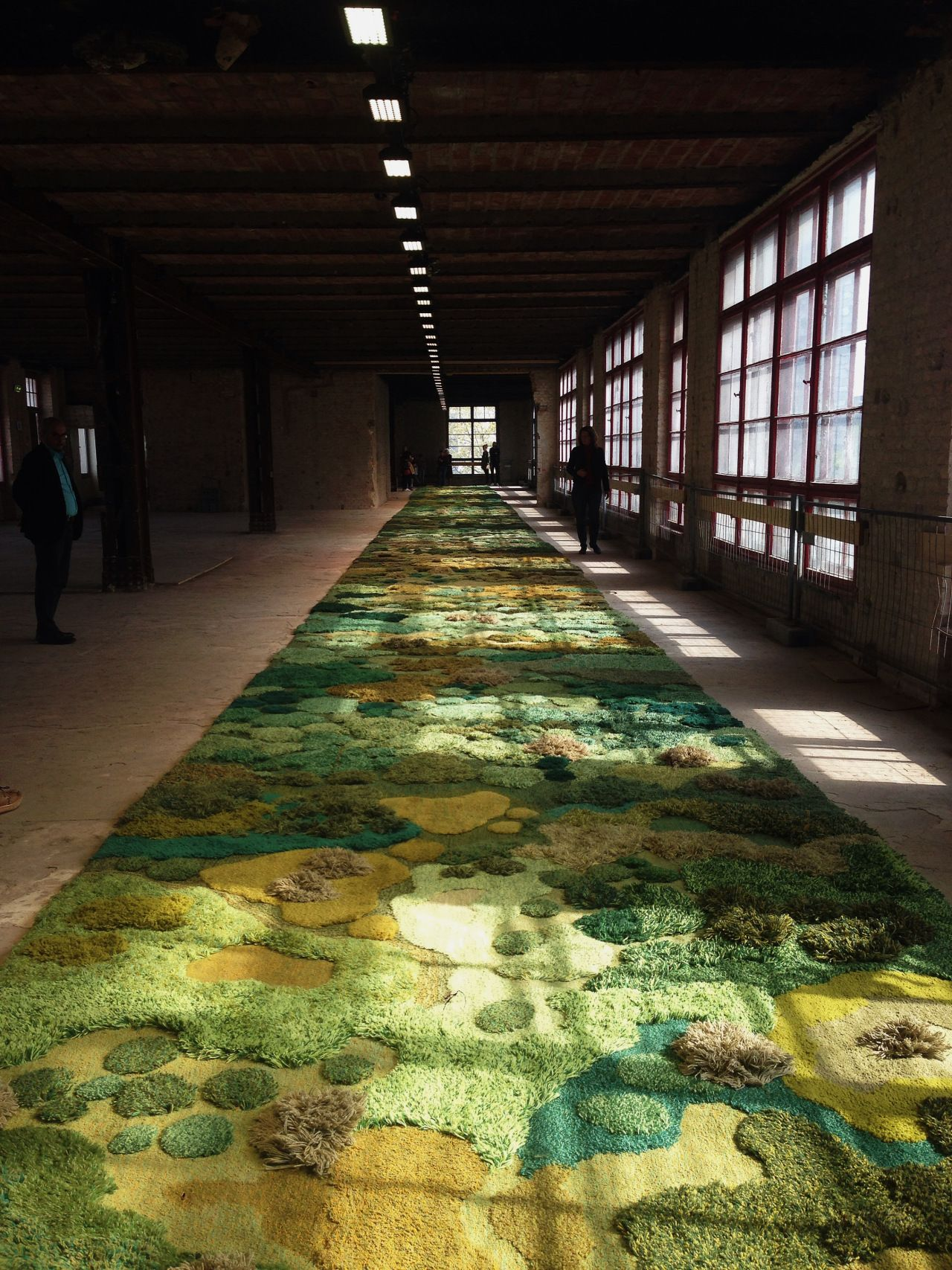 Alexandra Kehayoglou Commission Piece For Dries Van Noten Ss15 Show Berlin Dream Decor Rugs Design