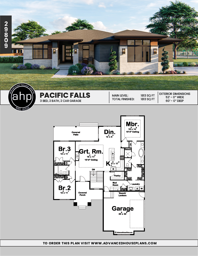 Pin On Modern Style House Plans