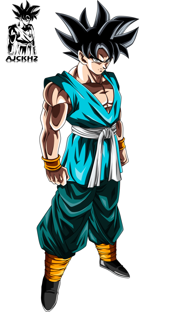 Goku's new awakening form as he surpassed his limits ...