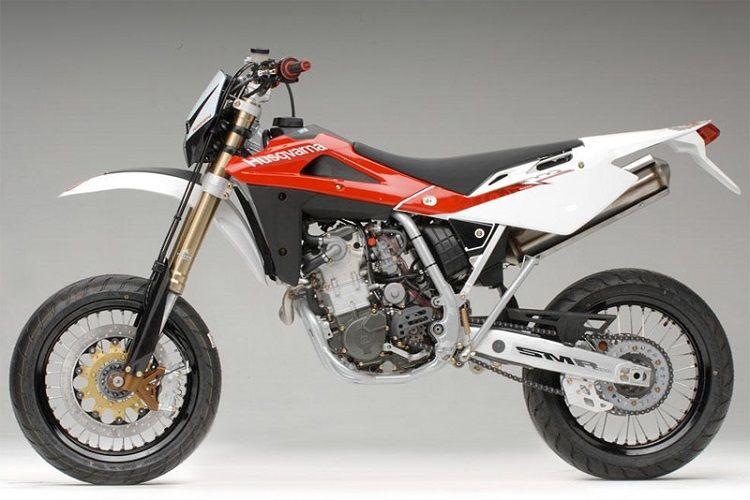 Husqvarna SM450 R Best Supermoto Bikes 3 Best
