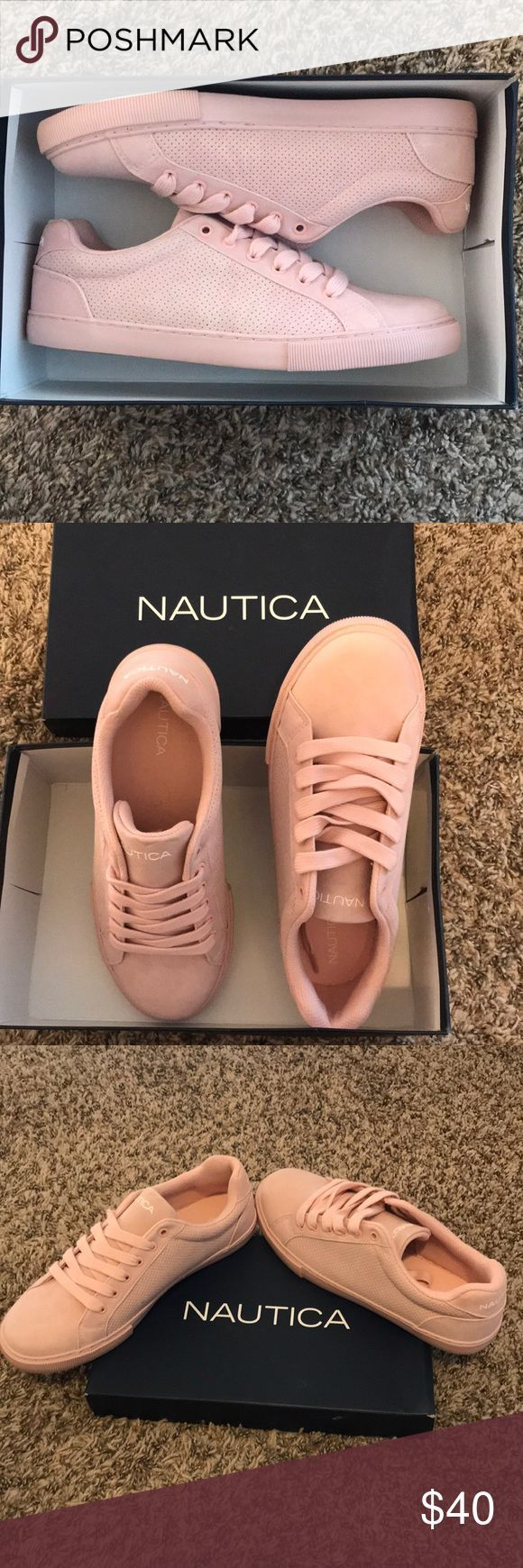 Pink brand, Womens shoes sneakers