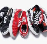 it Dandy Vans, Supreme e Commes des Garçons1 New!!! #menswear #vans #supreme #commesdesgarçons