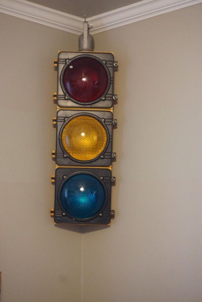 Jackson S Vintage Garage Nursery Project Nursery Project Nursery Traffic Light Pictures Nursery