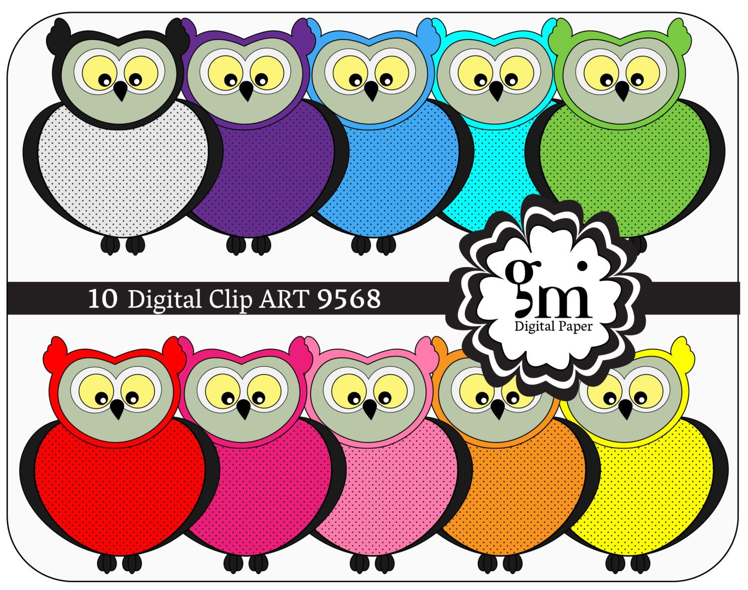 owl owl clip art owl clipart owl digital paper owl digital rh pinterest co uk  colourful owl clipart