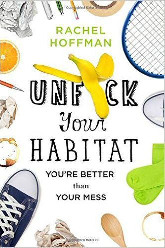 Have trouble focusing on cleaning your house or getting organized? This book will help.
