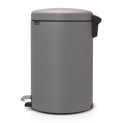 Brabantia 20 Liter Pedaalemmer.Brabantia Newlcon Pedaalemmer 20 Liter In 2019 Opruimen