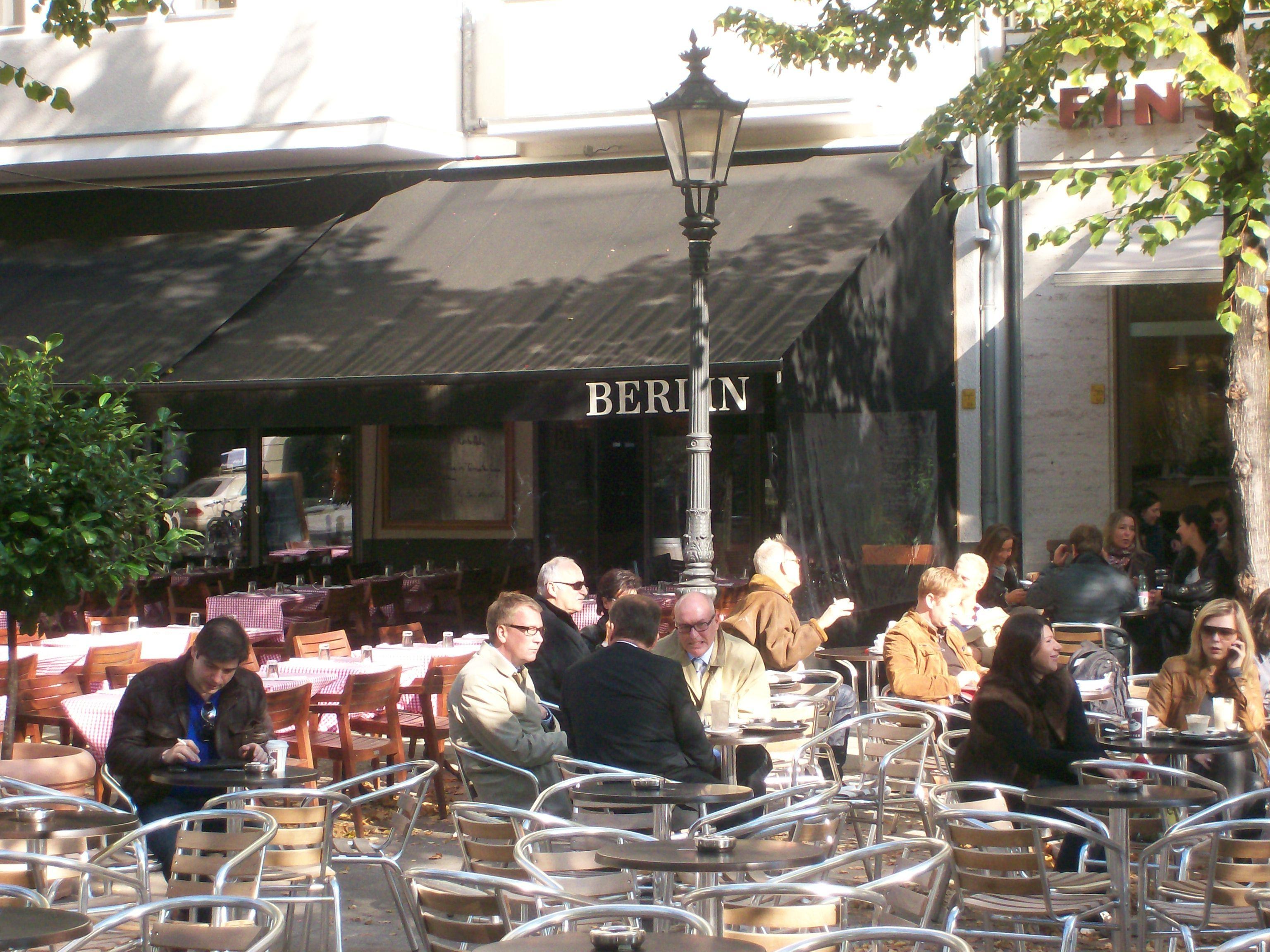 Cafe Berlin Charlottenburg Berlin, Charlottenburg, Cafe