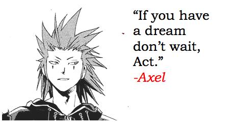 Kingdom Hearts Axel Memorable Game Characters Kingdom Hearts
