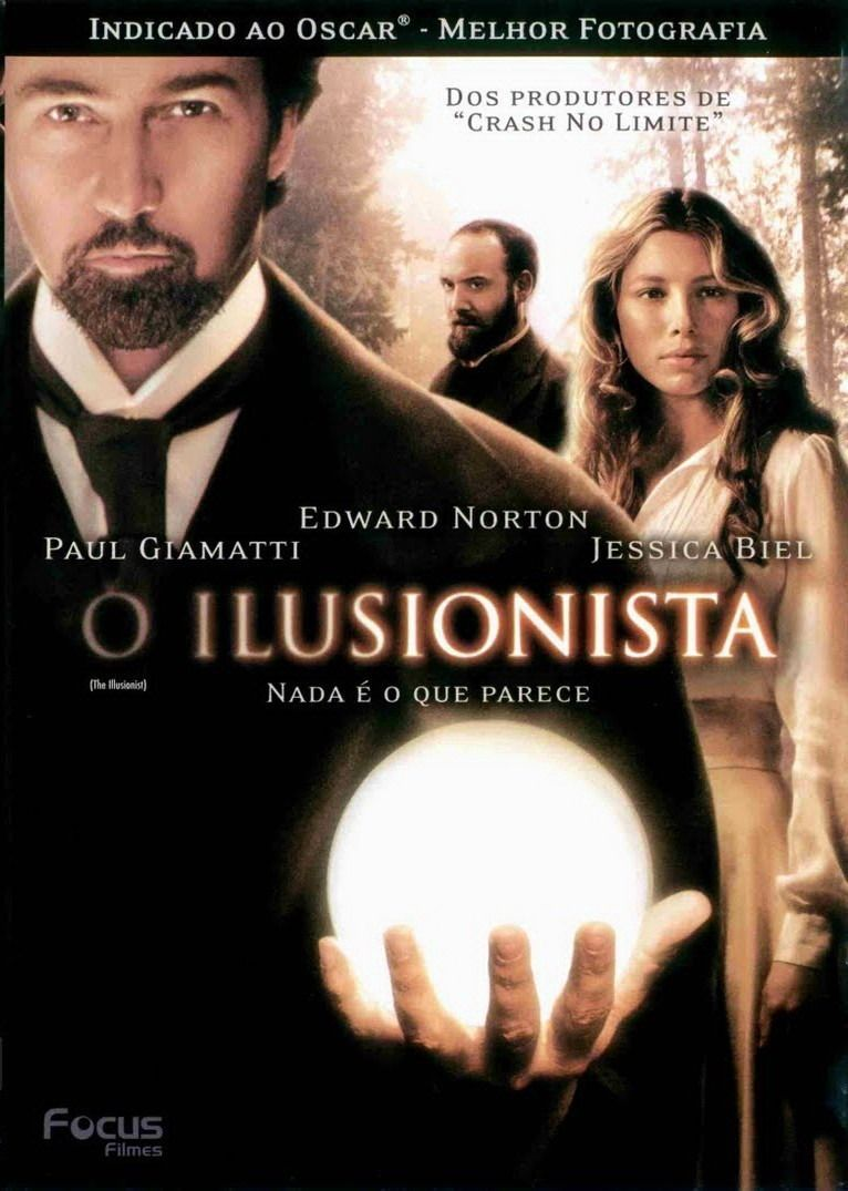 The Illusionist Id1286814415 Filmes Posters De Filmes
