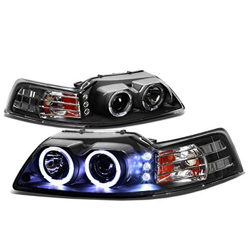 All Ford Mustang Led Projector Headlights Projector Headlights Led Projector Ford Mustang