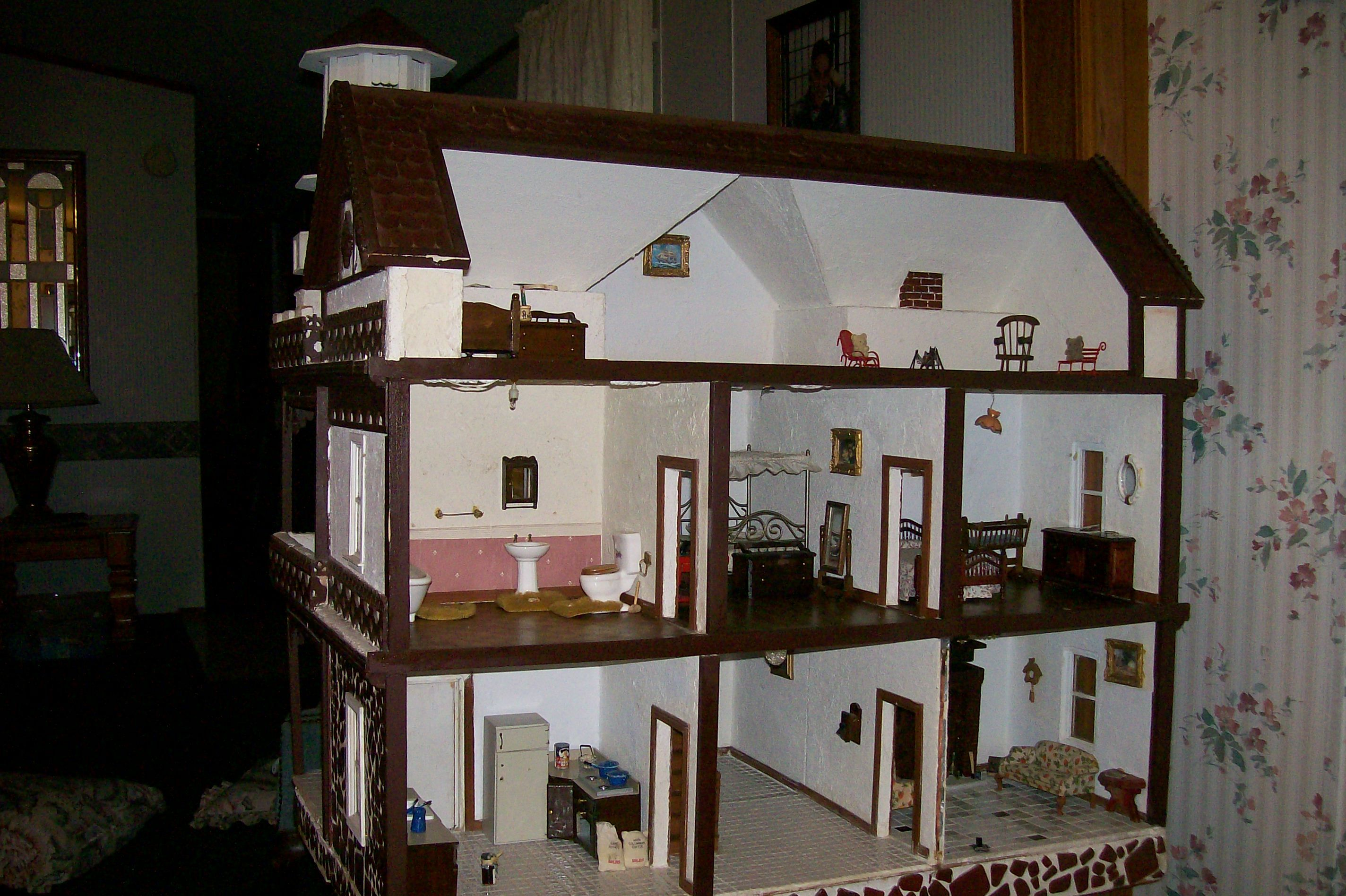 Dollhouse On Sale