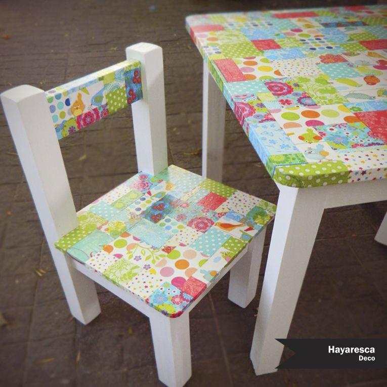 Combo 2 sillitas mesa 1480 en - Sillas ergonomicas para estudiar ...