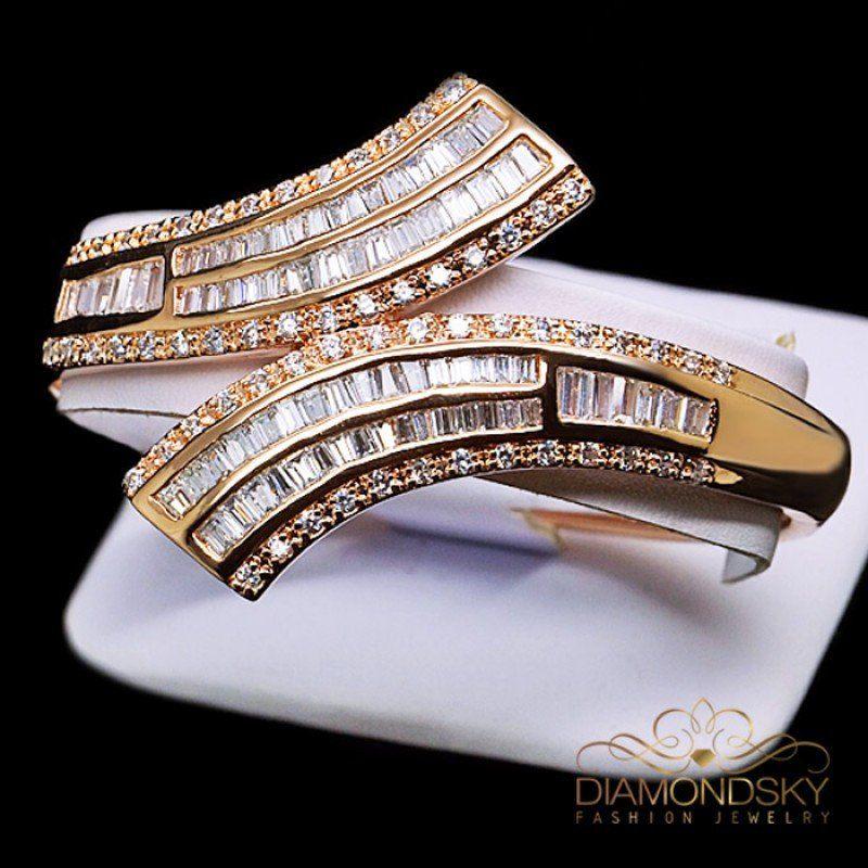 """Bracelet """"Abris"""" with Swarovski™ crystals"""