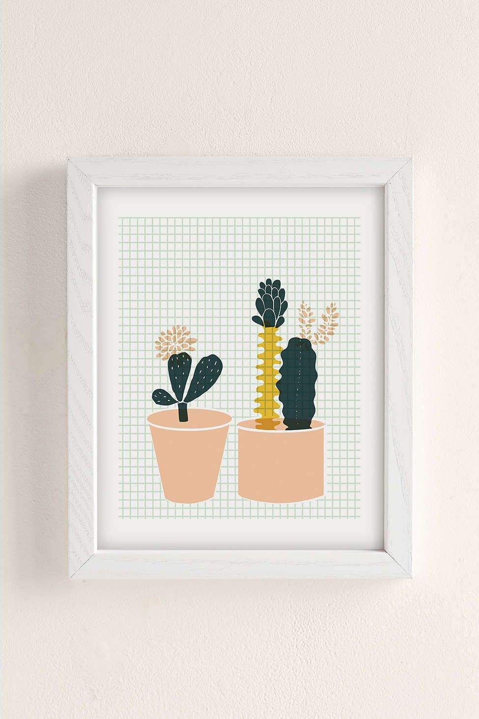 Elena Boils Plants Art Print