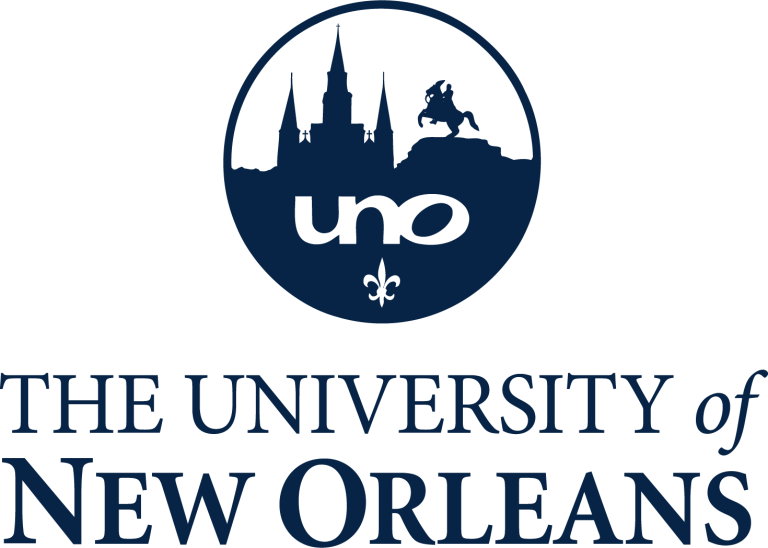 University Of New Orleans Logo Uno Png Image