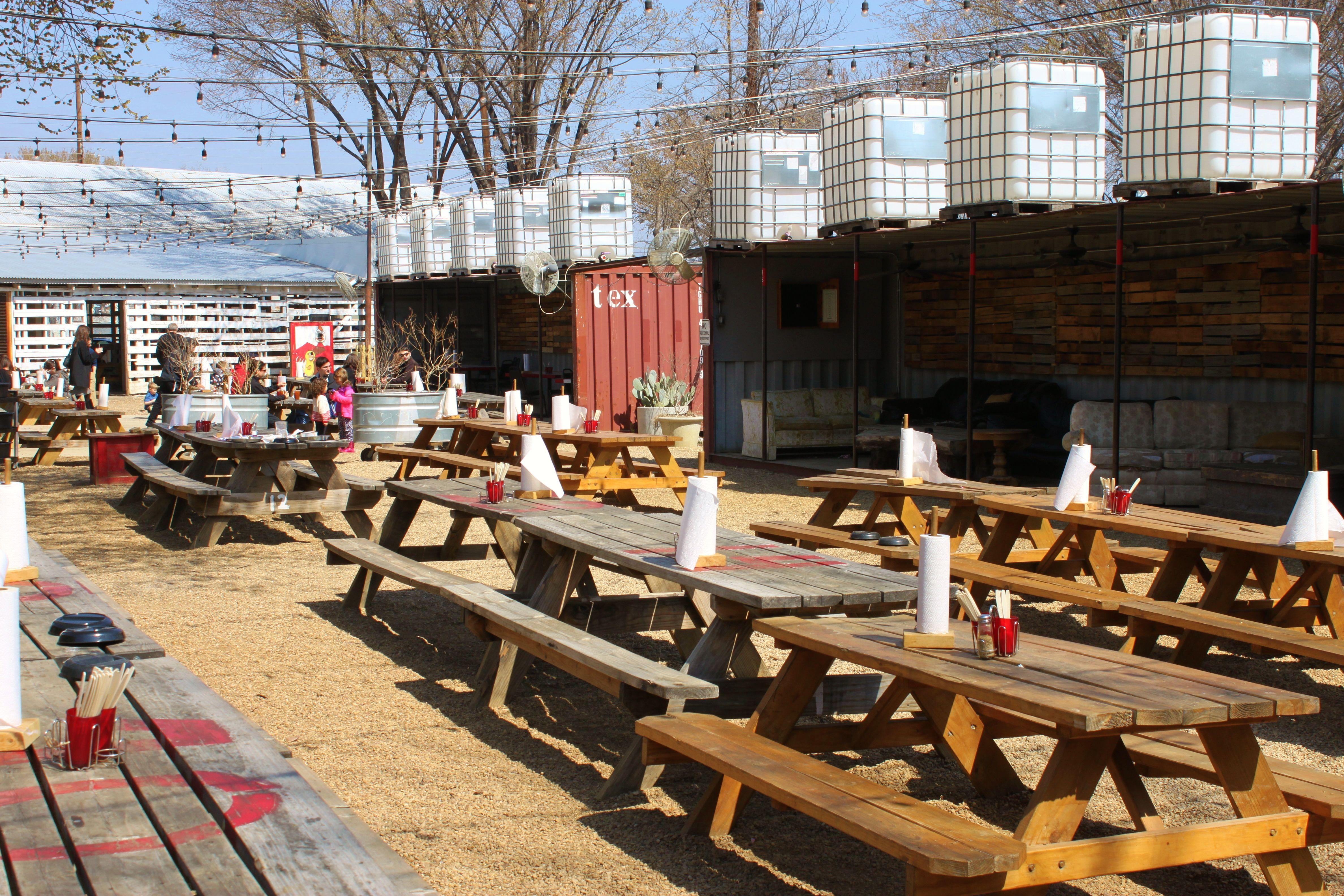 Austin Beer Garden Reservations